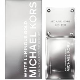 MICHAEL KORS WHITE LUMINOUS GOLD 1 OZ EDP SP