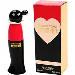 MOSCHINO CHEAP & CHIC 1 OZ EDT SP