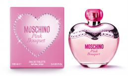 MOSCHINO PINK BOUQUET 3.4 EDT SP