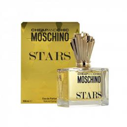 MOSCHINO CHEAP & CHIC STARS 3.4 EDP SP