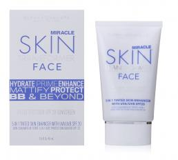 MIRACLE SKIN TRANSFORMER FACE SPF 20 MEDIUM 1.5 OZ