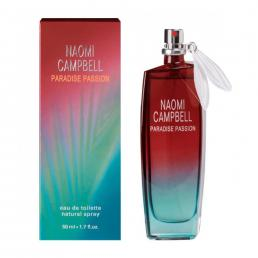 NAOMI CAMPBELL PARADISE PASSION 1.7 EDT SP
