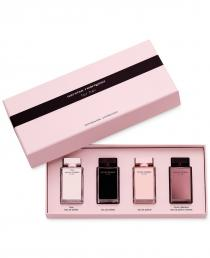NARCISO RODRIGUEZ 4 PCS MINI SET WOMEN