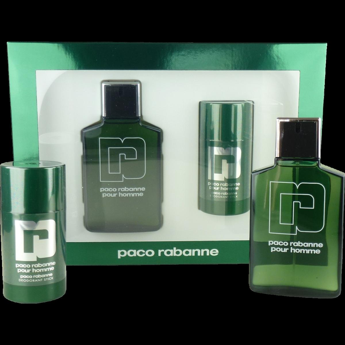 PACO RABANNE 2 PCS SET FOR MEN: 3.4 SP