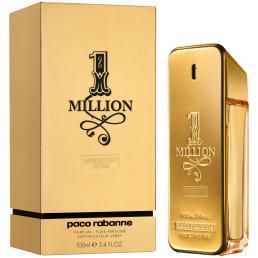 PACO ONE MILLION 3.4 PURE PARFUM SP FOR MEN