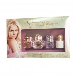 JESSICA SIMPSON 4 PCS MINI SET FOR WOMEN