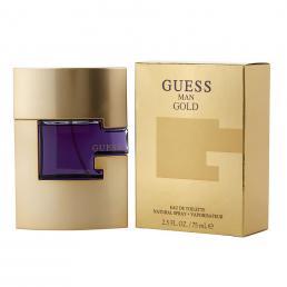 GUESS GOLD 2.5 EAU DE TOILETTE SPRAY FOR MEN