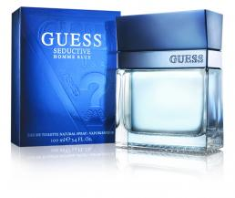 GUESS BLUE SEDUCTIVE 3.4 EDT SP FOR MEN