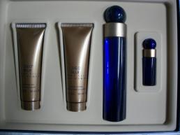 360 BLUE 4 PCS SET FOR WOMEN: 3.4 SP (BTL)