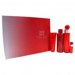 360 RED 4 PCS SET FOR MEN: 3.4 SP