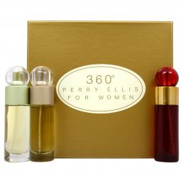 PERRY ELLIS 3 PCS 1 OZ SP  SET FOR WOMEN