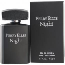 PERRY ELLIS NIGHT 3.4 EDT SP FOR MEN