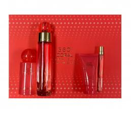 360 CORAL 4 PCS SET FOR WOMEN: 3.4 SP