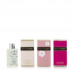 PRADA 4 PCS MINI SET FOR WOMEN