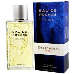 EAU DE ROCHAS HOMME 6.7 EDT SP FOR MEN