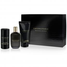 SEAN JOHN UNFORGIVABLE 3 PCS SET FOR MEN: 4.2 SP