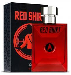 STAR TREK RED SHIRT 3.4 EDT SP FOR MEN
