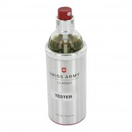 SWISS ARMY TESTER 3.4 EDT SP FOR MEN