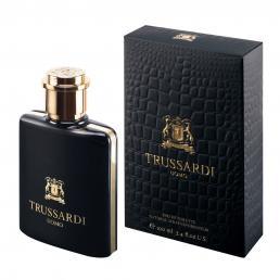 TRUSSARDI UOMO BLACK 3.4 EDT SP FOR MEN