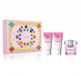VERSACE BRIGHT CRYSTAL 3 PCS SET: 1.7 SP