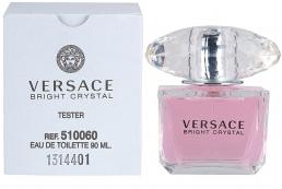 VERSACE BRIGHT CRYSTAL TESTER 3 OZ EDT SP