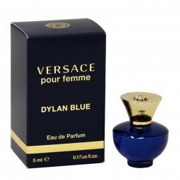 VERSACE DYLAN BLUE 5 ML EAU DE PARFUM MINI FOR WOMEN