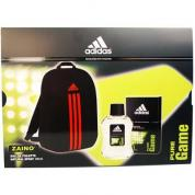 ADIDAS PURE GAME 2 PCS SET: 3.4 SP + BACK PACK