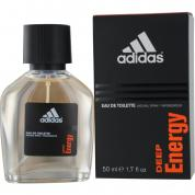 ADIDAS DEEP ENERGY 1.7 EDT SP FOR MEN