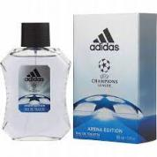 ADIDAS UEFA CHAMPIONS LEAGUE 3.4 EAU DE TOILETTE SPRAY (VICTORY EDITION)