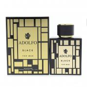 ADOLFO BLACK 3.4 EDT SP FOR MEN