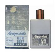 AEROPOSTALE DENIM 3.4 EAU DE TOILETTE SPRAY FOR WOMEN