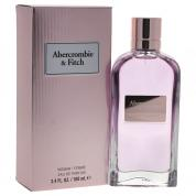 ABERCROMBIE & FITCH FIRST INSTINCT 3.4 EDP SP FOR WOMEN