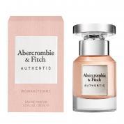 ABERCROMBIE & FITCH AUTHENTIC 1 OZ EAU DE PARFUM SPRAY FOR WOMEN