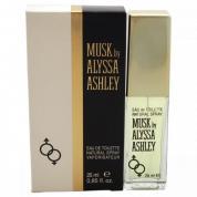ALYSSA ASHLEY MUSK 0.84 EAU DE TOILETTE SPRAY FOR WOMEN