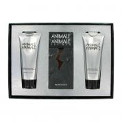 ANIMALE ANIMALE 3 PCS SET FOR MEN: 3.4 EDT SP + 3.4 ASB + 3.4 S/G