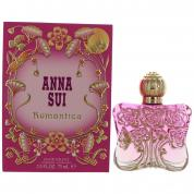 ANNA SUI ROMANTICA 2.5 EAU DE TOILETTE SPRAY FOR WOMEN