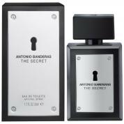 ANTONIO BANDERAS THE SECRET 1.7 EAU DE TOILETTE SPRAY FOR MEN