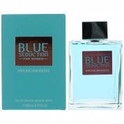 ANTONIO BANDERAS BLUE SEDUCTION 6.8 EAU DE TOILETTE SPRAY FOR WOMEN