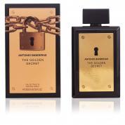 ANTONIO BANDERAS THE GOLDEN SECRET 6.8 EAU DE TOILETTE SPRAY FOR MEN