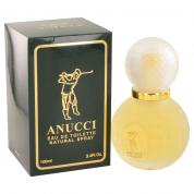 ANUCCI 3.4 EDT SP FOR MEN