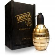 ARSENAL GOLD 3.4 EDP SP FOR MEN