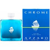 AZZARO CHROME UNDER THE POLE 3.4 EDT SP FOR MEN