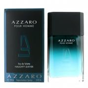 AZZARO NAUGHTY LEATHER 3.4 EDT SP FOR MEN