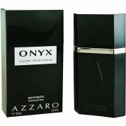 AZZARO ONYX 3.4 EDT SP FOR MEN