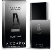 AZZARO NIGHT TIME 1 OZ EDT SP
