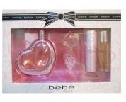 BEBE SHEER 4 PCS SET FOR WOMEN: 3.4 SP