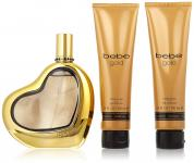 BEBE GOLD 4 PCS SET: 3.4 SP