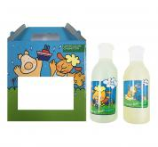 BENETTON ON BENNY'S FARM 2 PCS SET: 6.7 EDT SPL (FRESH WATER)