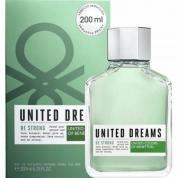 BENETTON UNITED DREAMS BE STRONG 6.8 EDT SP FOR MEN