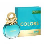 BENETTON COLORS BLUE 1.7 EDT SP FOR WOMEN